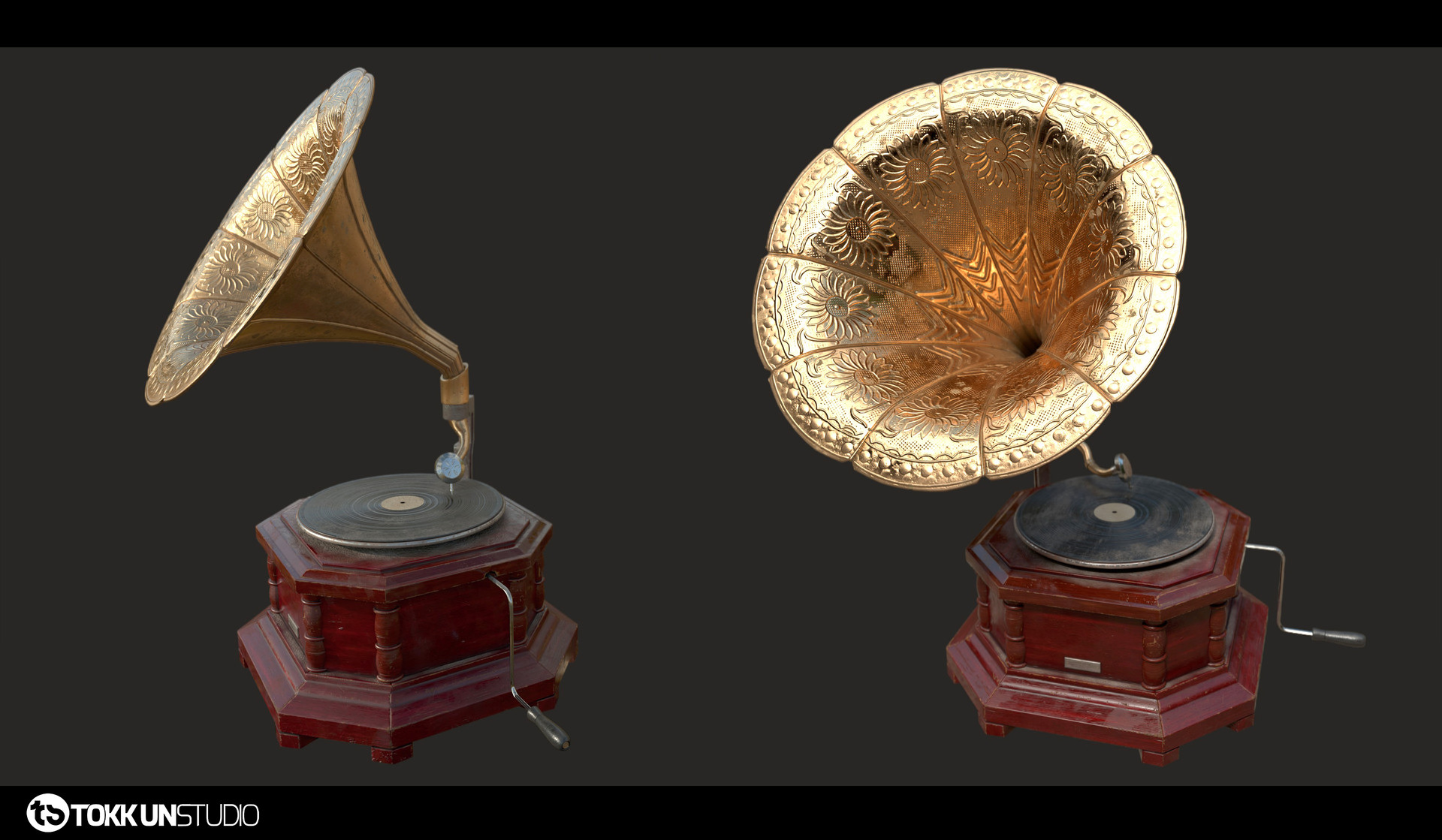 Tokkun studio tokkunstudio gramophone 03