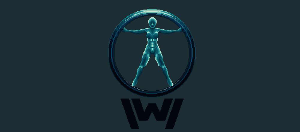 Pixel Fanart #03 // Westworld