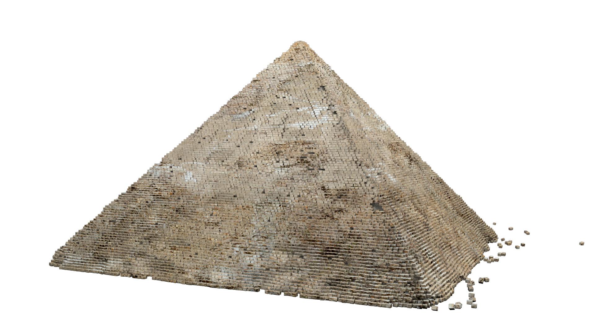 Alan kichl pyramid