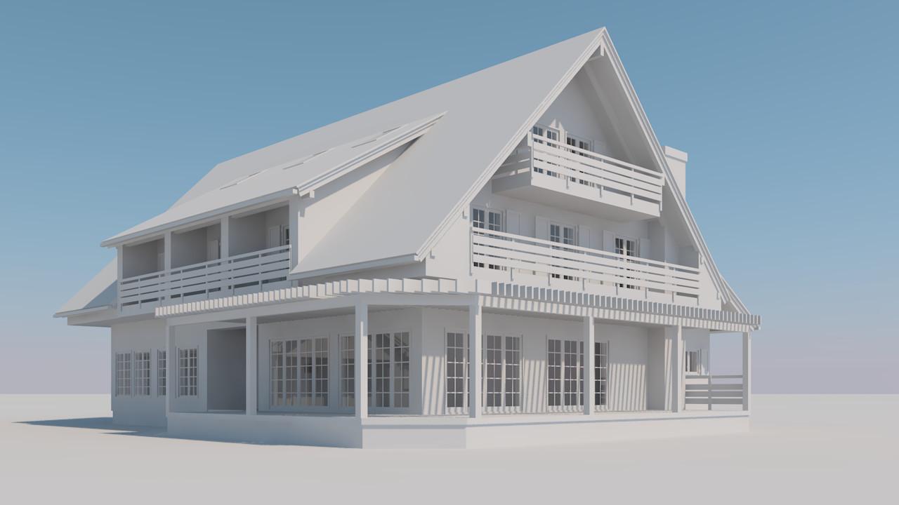 Alan kichl buildings clay render 08
