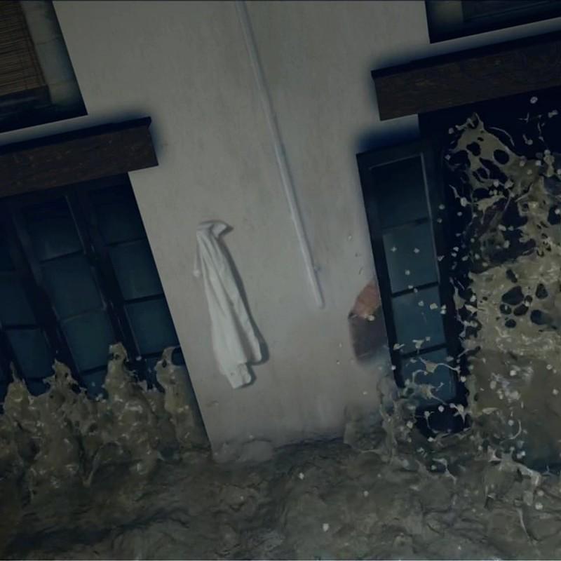Water sim shot