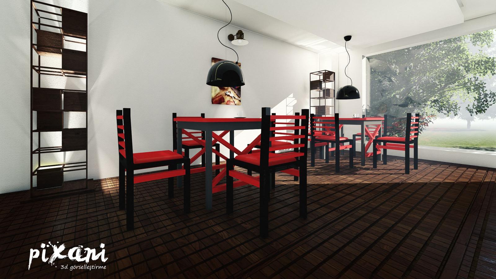 Second Dining Hall of Karebant  KAREBANT REFECTORY