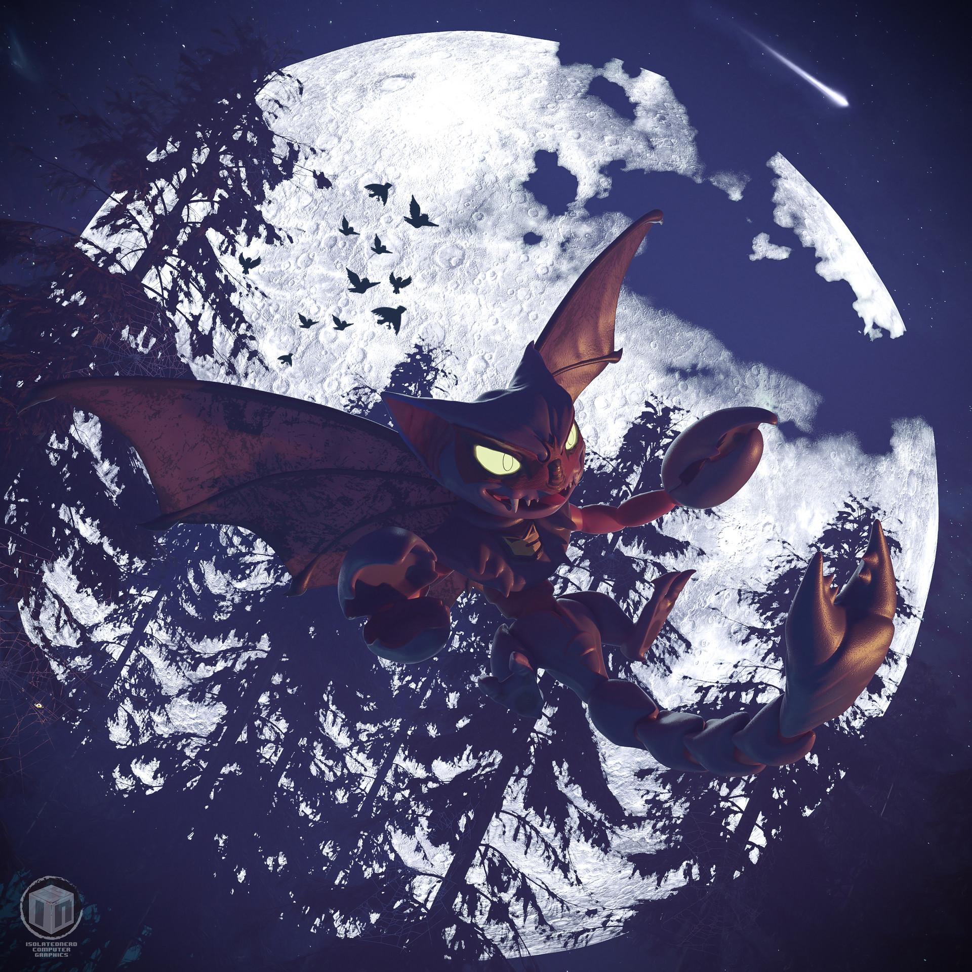 Matias toloza isolatednerdcg gliscor moonlight incg