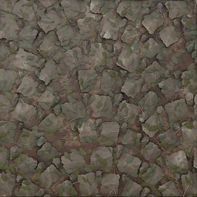 Cobblestone Material