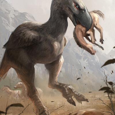 Jon kuo terrer bird1