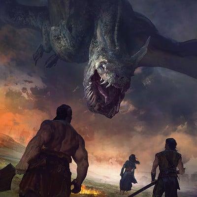Marc simonetti dragon camp cm