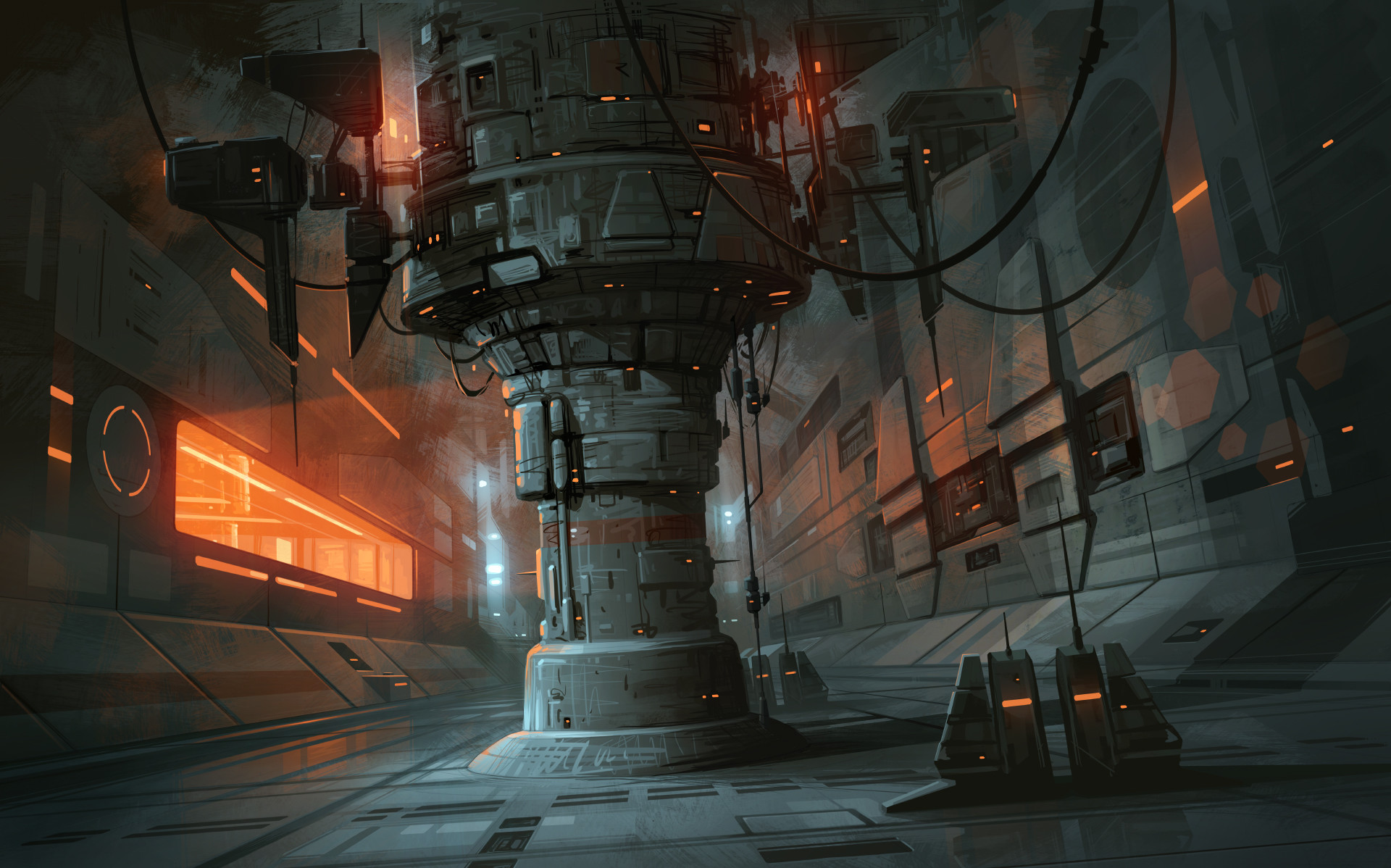 Brian taylor sci fi generator