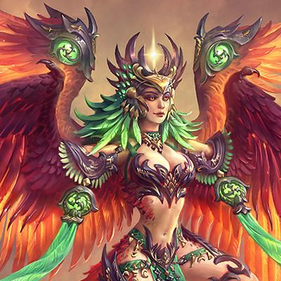 Marishka kleyman bird01