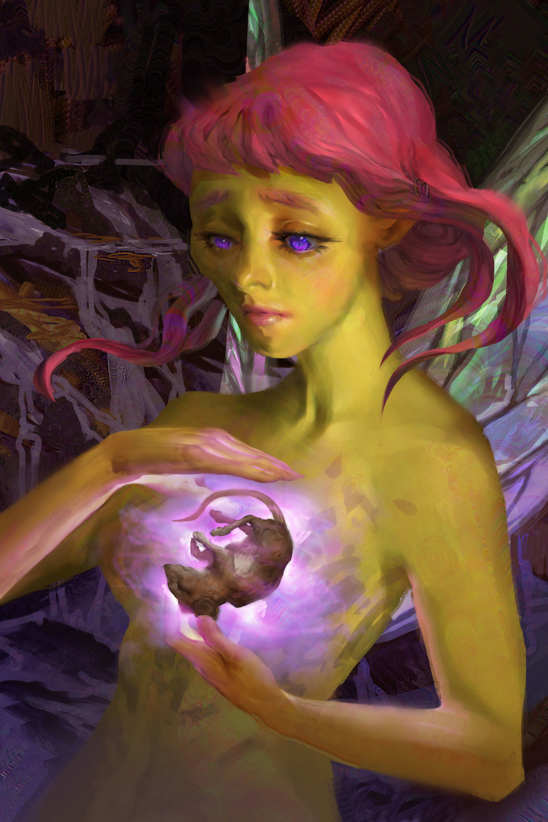 Madeline buanno fairy final web