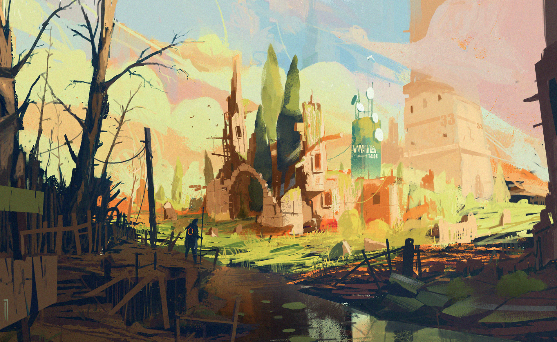 Ismail inceoglu three tree checkpoint