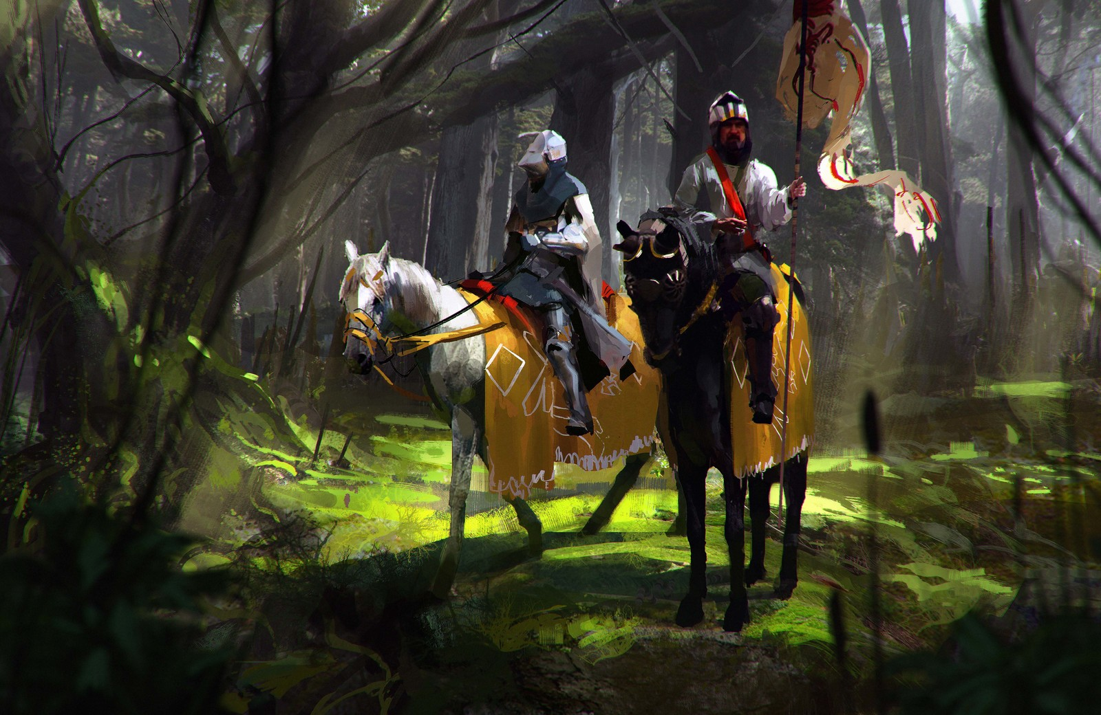 Forest Riders
