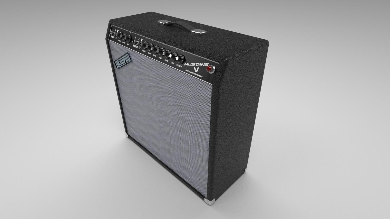 Amp Model