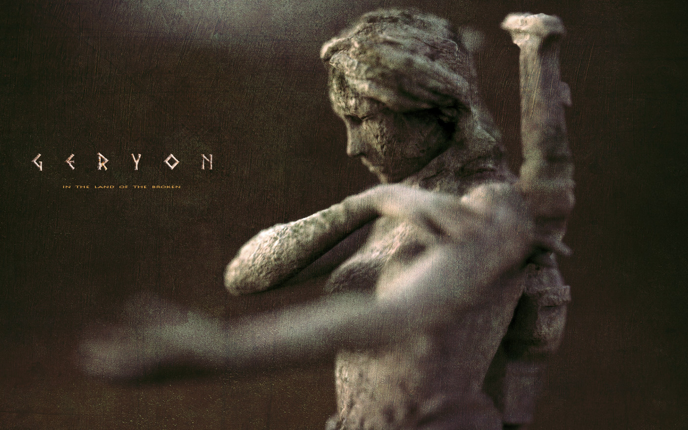 Geryon PC game/ Game assets and wallapaper