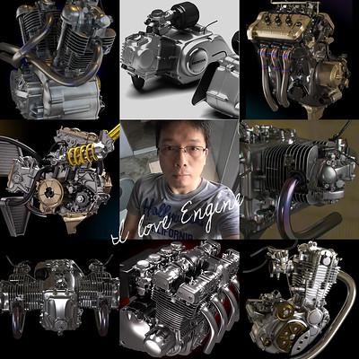 Ying te lien i love engine