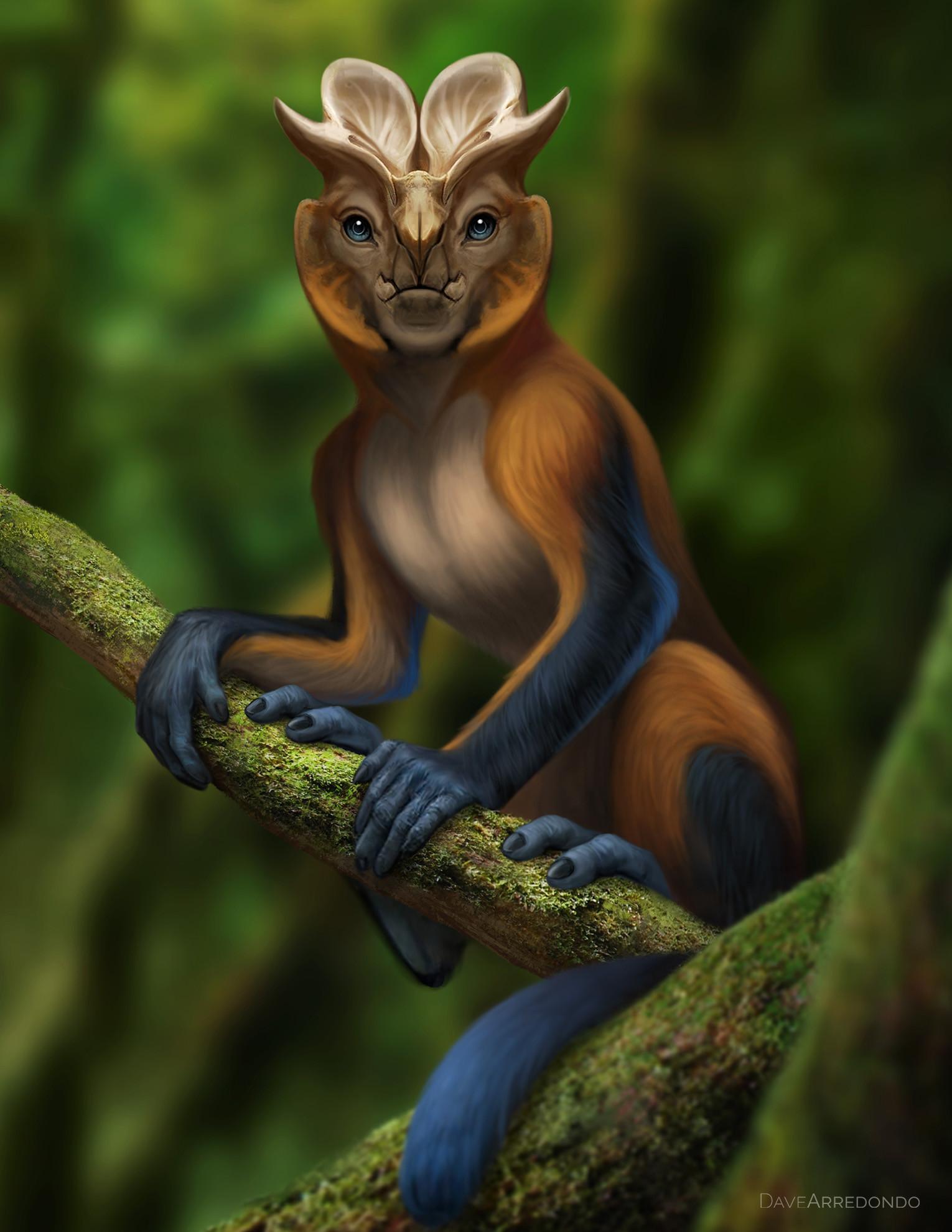 Dave arredondo zama monkey 02