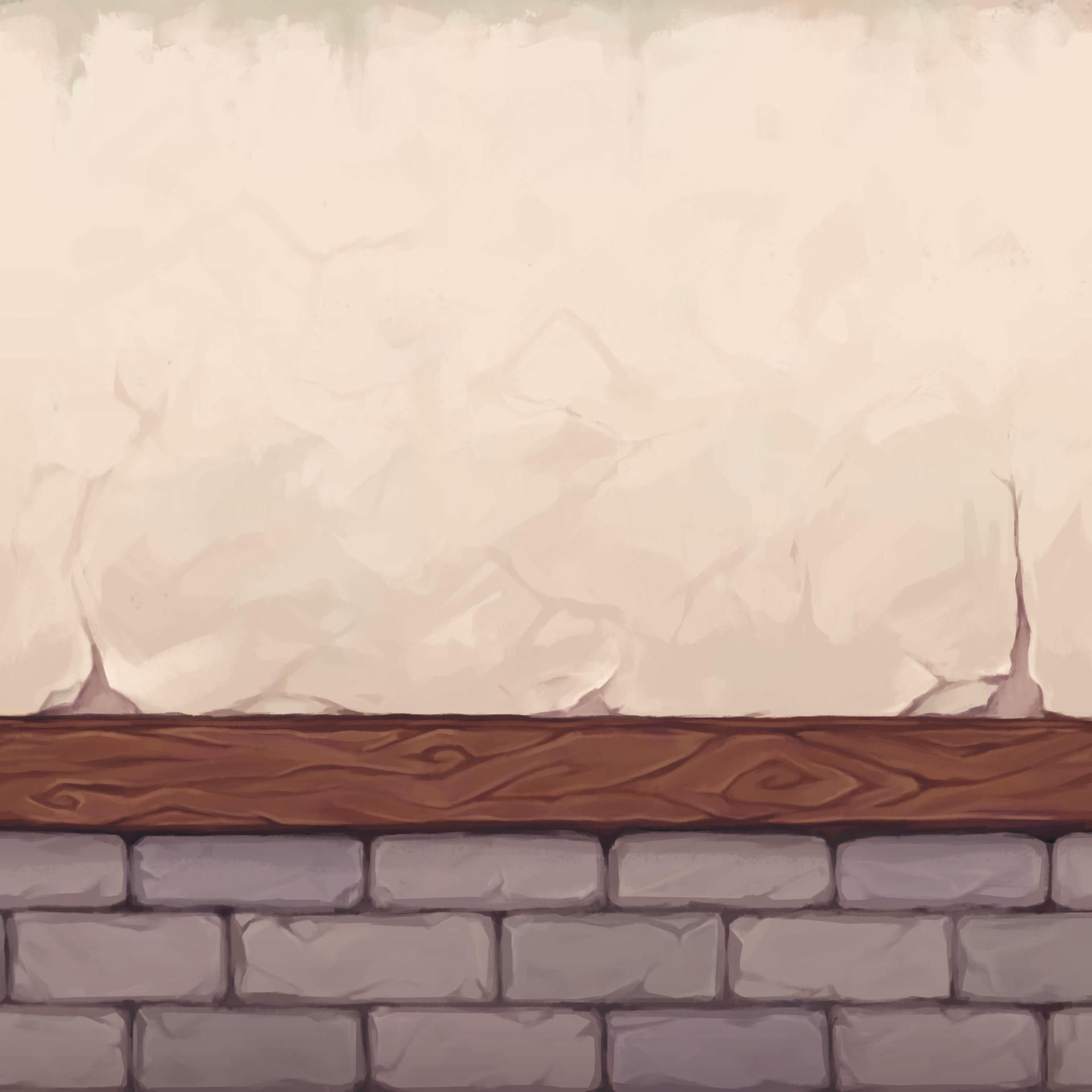 Dani kruse ari tonics trinkets textures wall