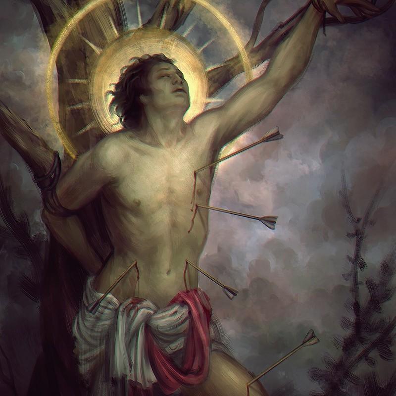 Saint Sebastian