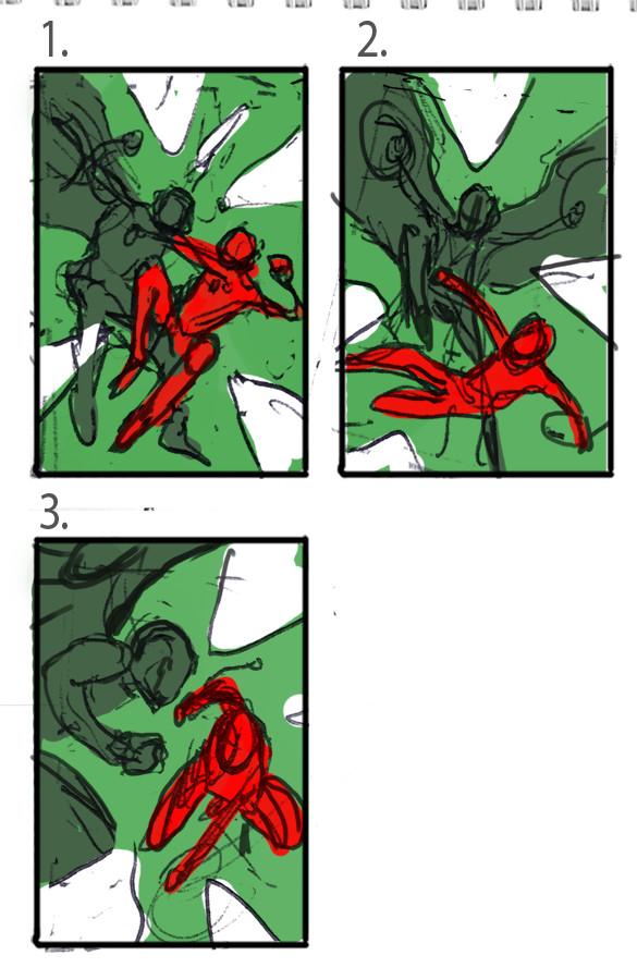 David nakayama spidey 05 layouts 900v