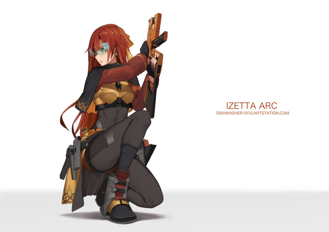 Izetta Arc - Future 3.0