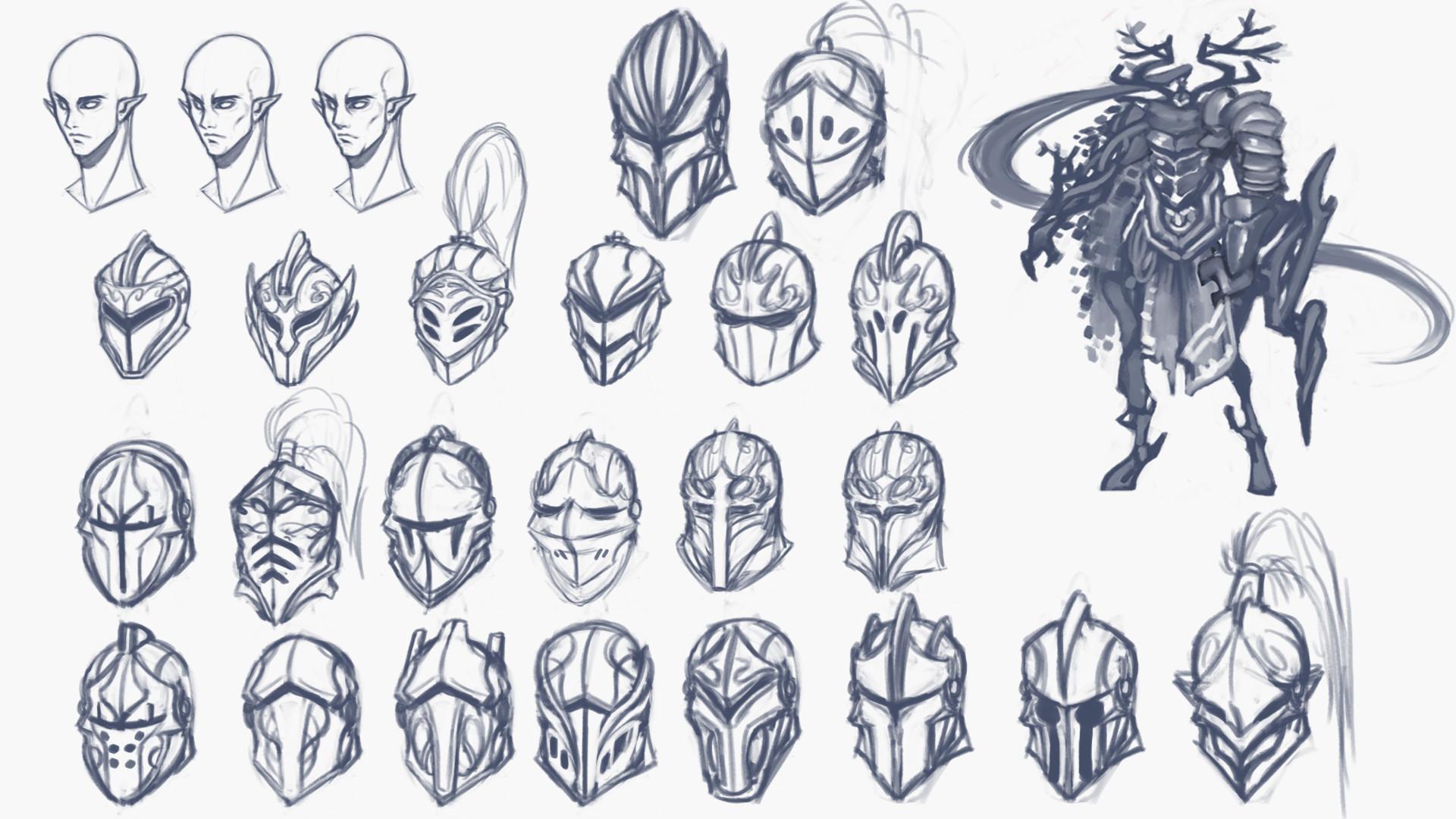 Anthea zammit centaur helmets