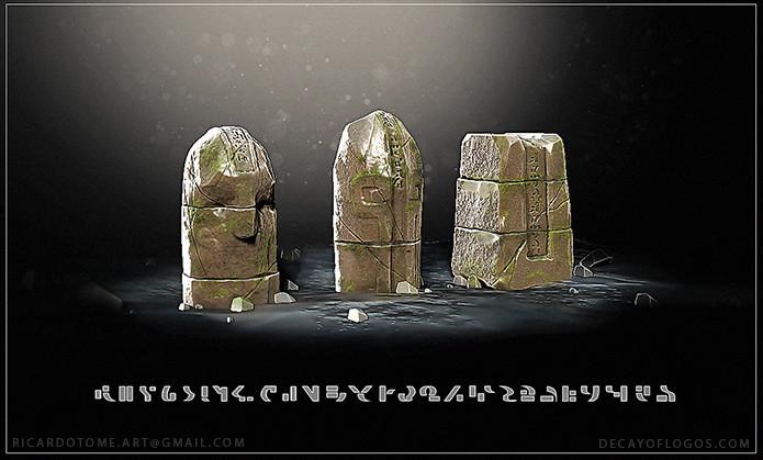 Decay of Logos - Runestones