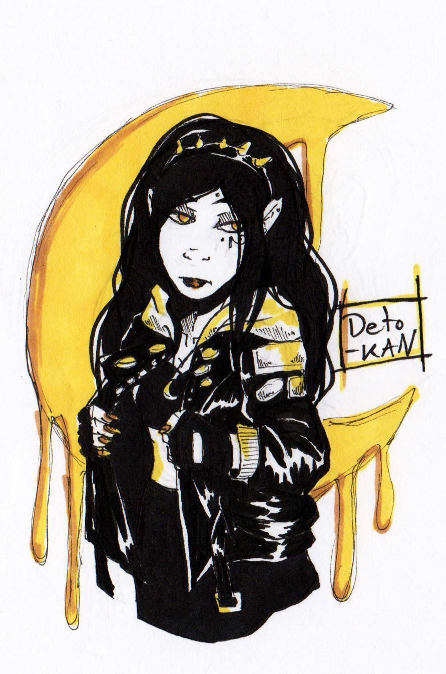 Detonya kan moonmink