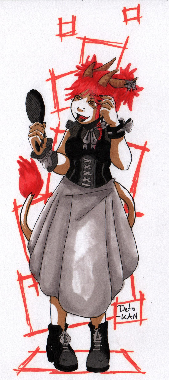 Detonya kan vanity demon