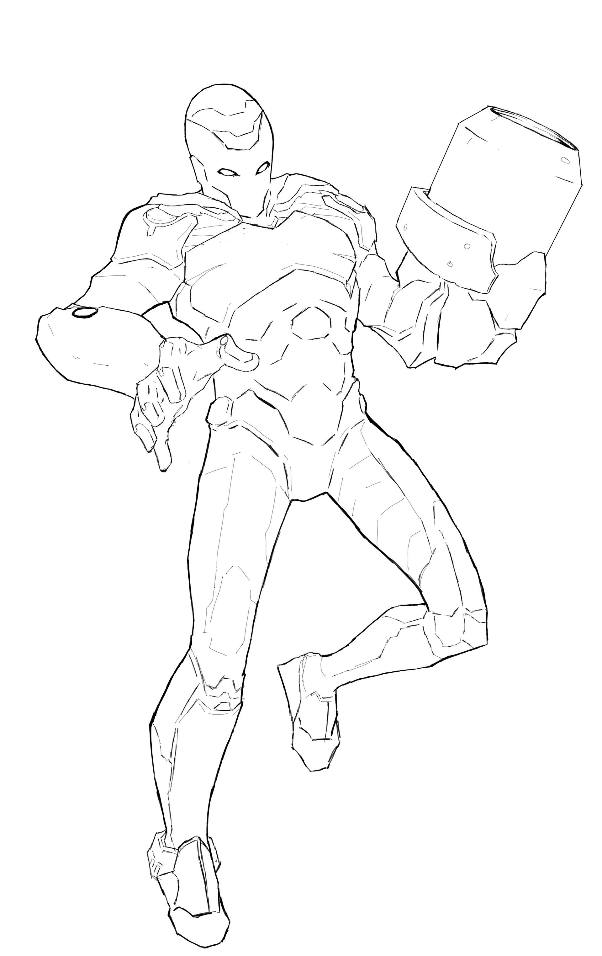 Gbenle maverick cyborg 4