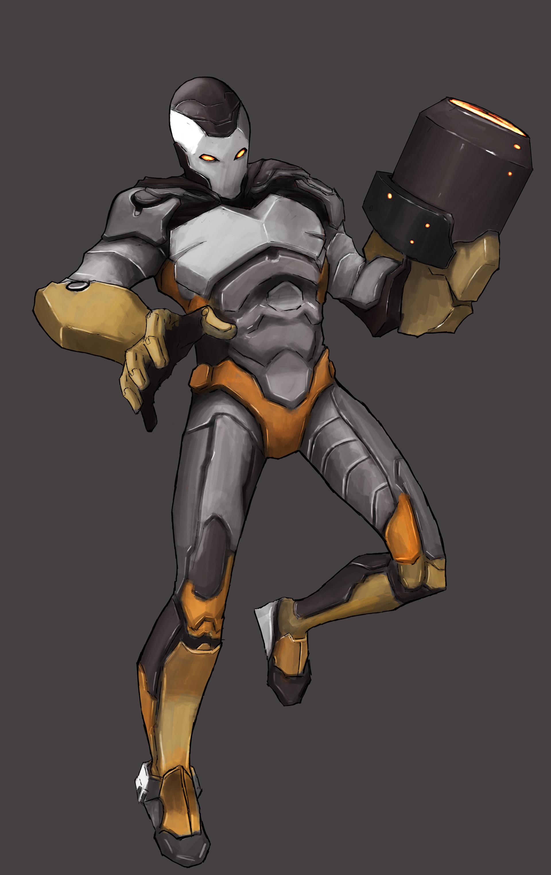 Gbenle maverick cyborg 9