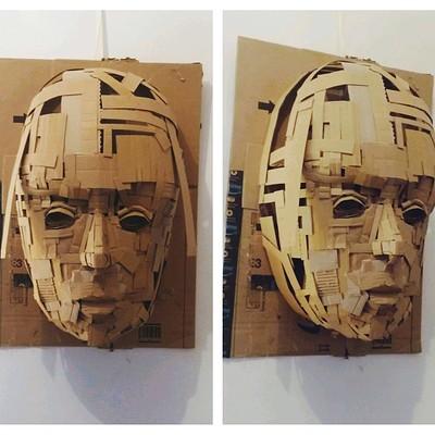 Christopher michael walker cardboard girl