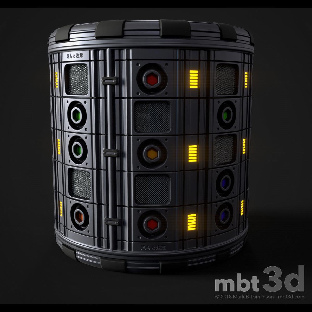 Sci-Fi Column Full