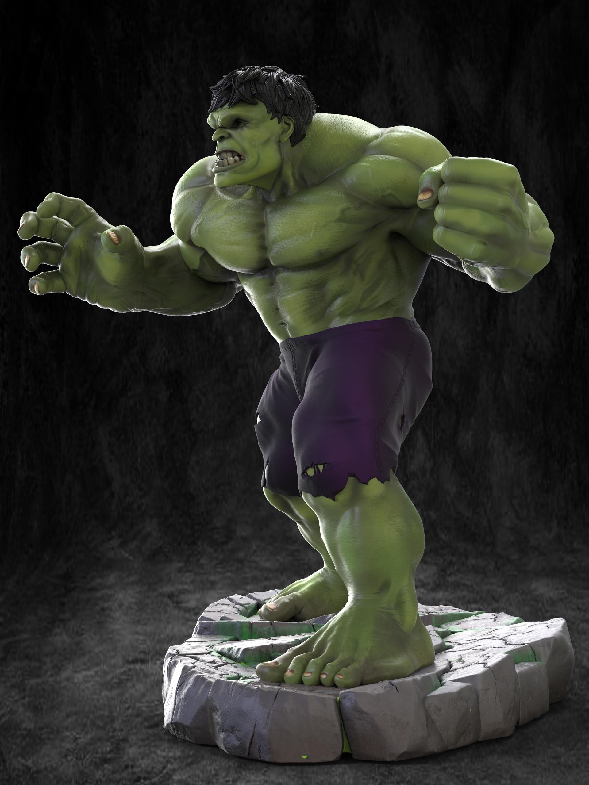 Will higgins hulk 12