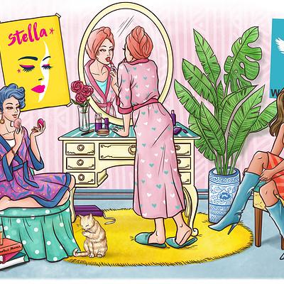 Soefara jafney makeupbuddies003 copy