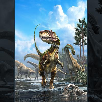 Kurt miller rajaisisaurus