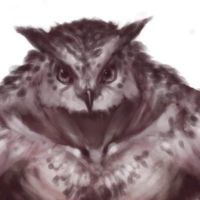 David d m cornish owl man phil 002 sml