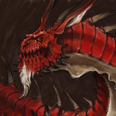 David d m cornish dragon v02