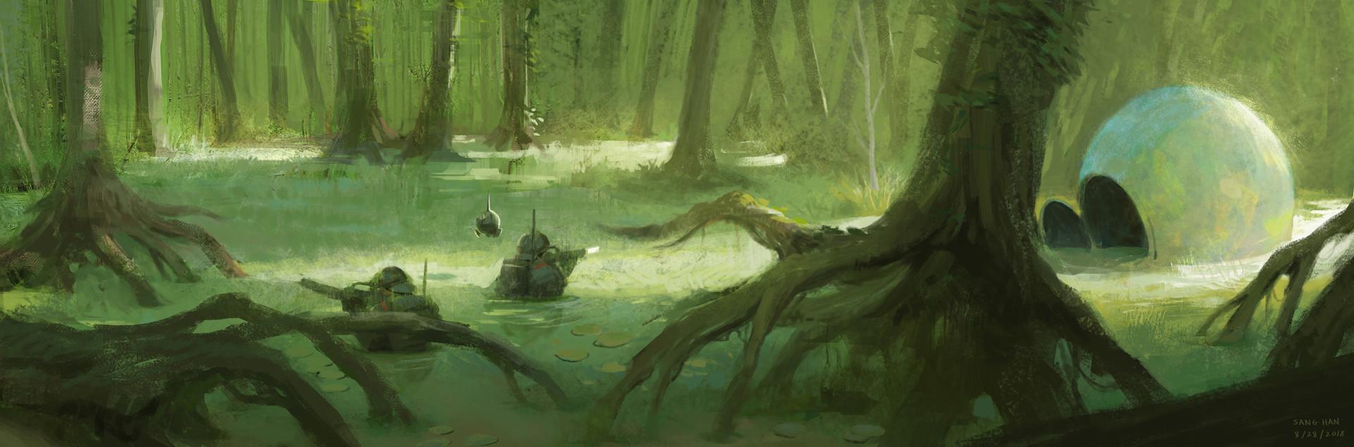 Sang han swampland