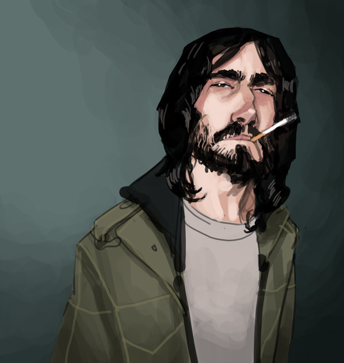 Matt rhodes smokingguy