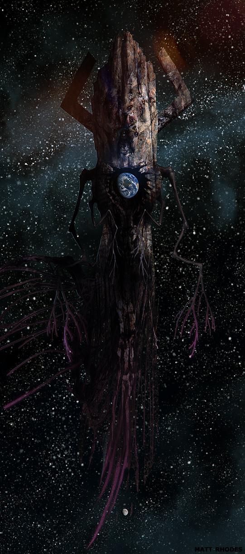 Matt rhodes galactus