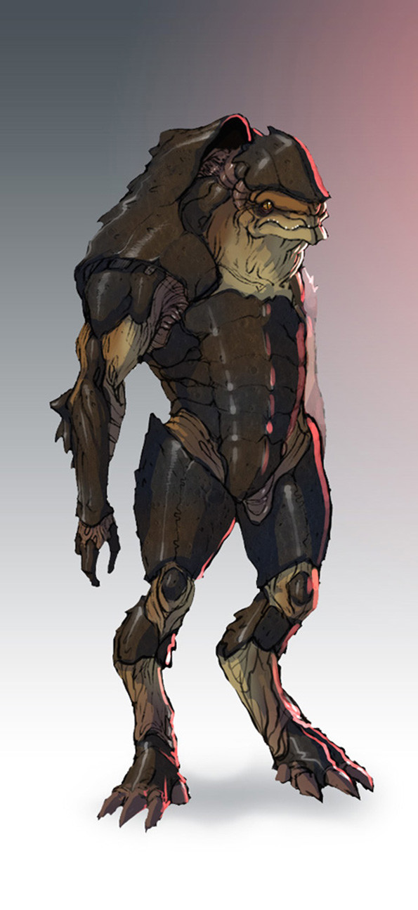 Matt rhodes krogan body color