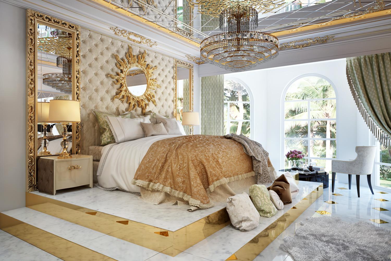 Denys Koval King S Bedroom