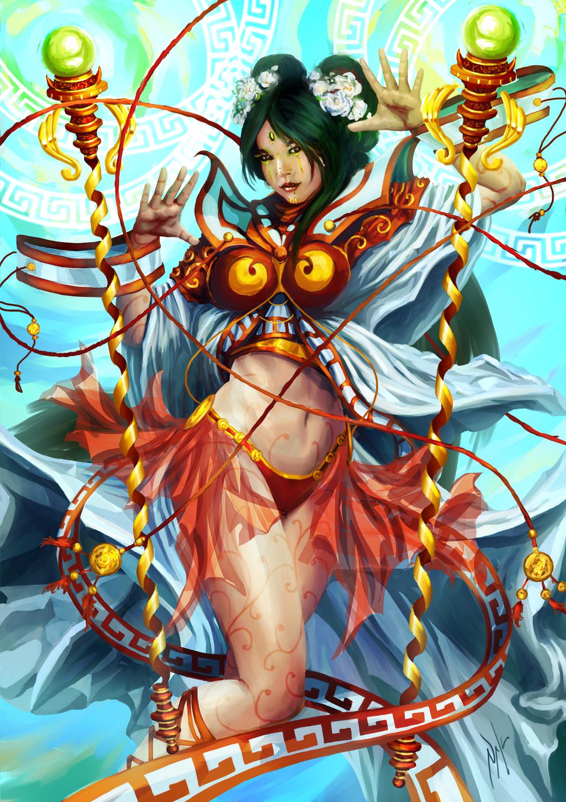 Priestess Engkantada