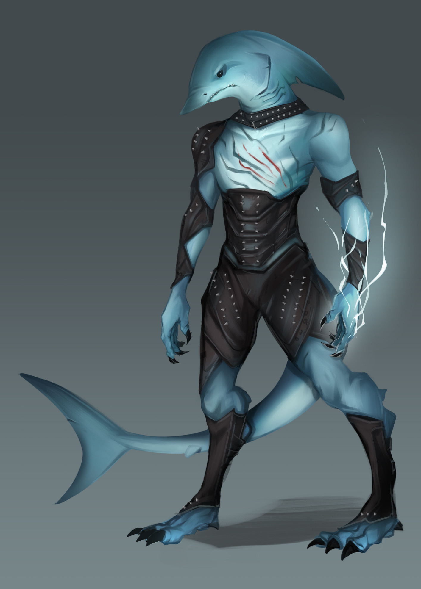 Vlada monakhova shark form full