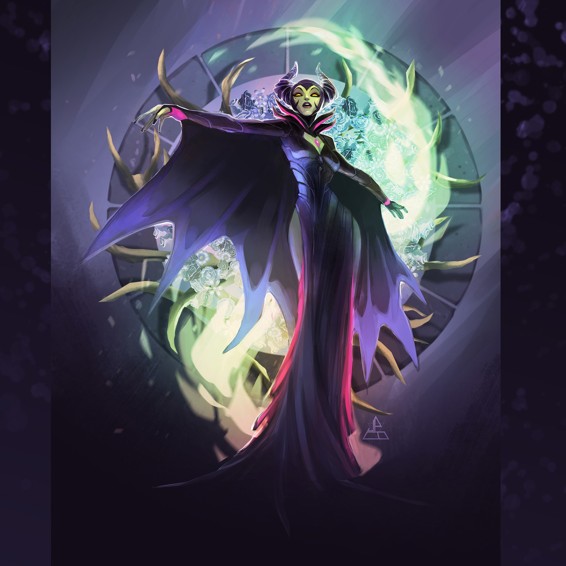 James brouwer maleficent01