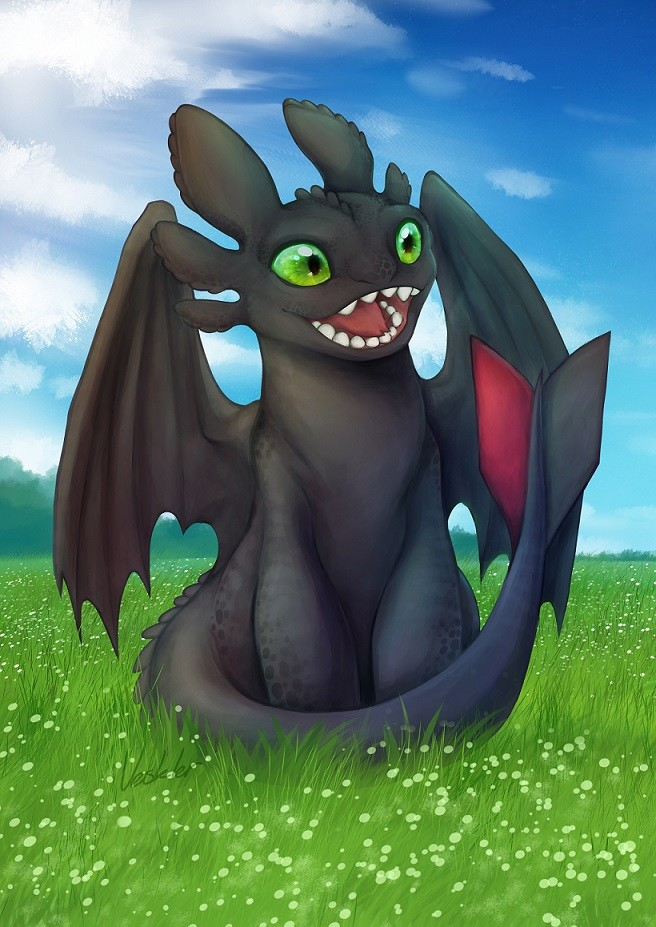 individual toothless