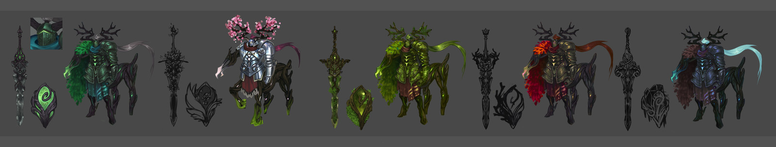 Centaur Knight Project