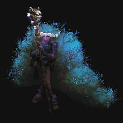 Iris muddy wyldblume