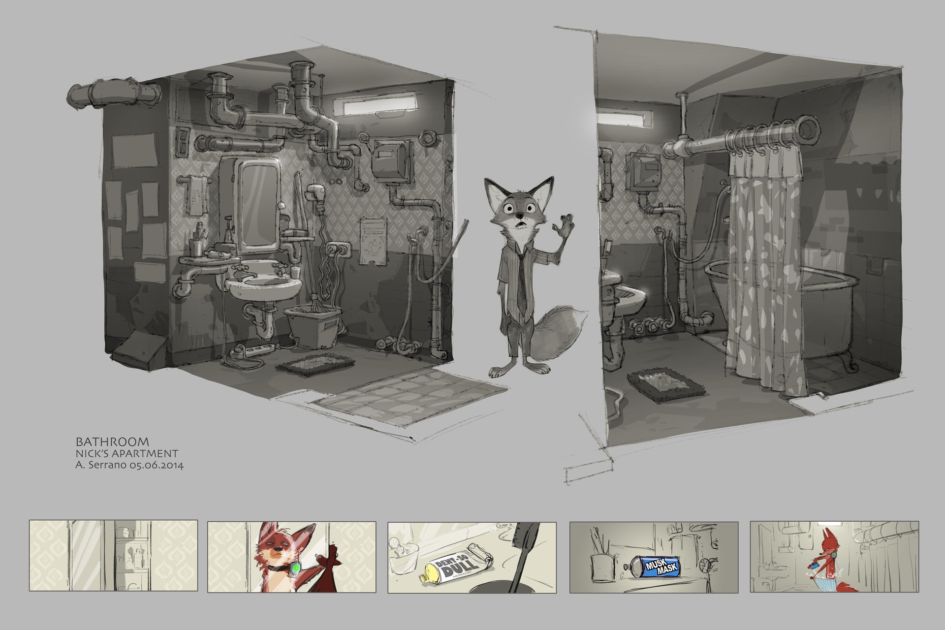 Nick's Bathroom