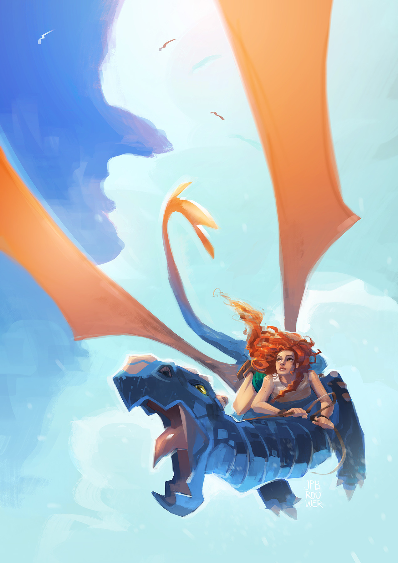 James brouwer dragoon