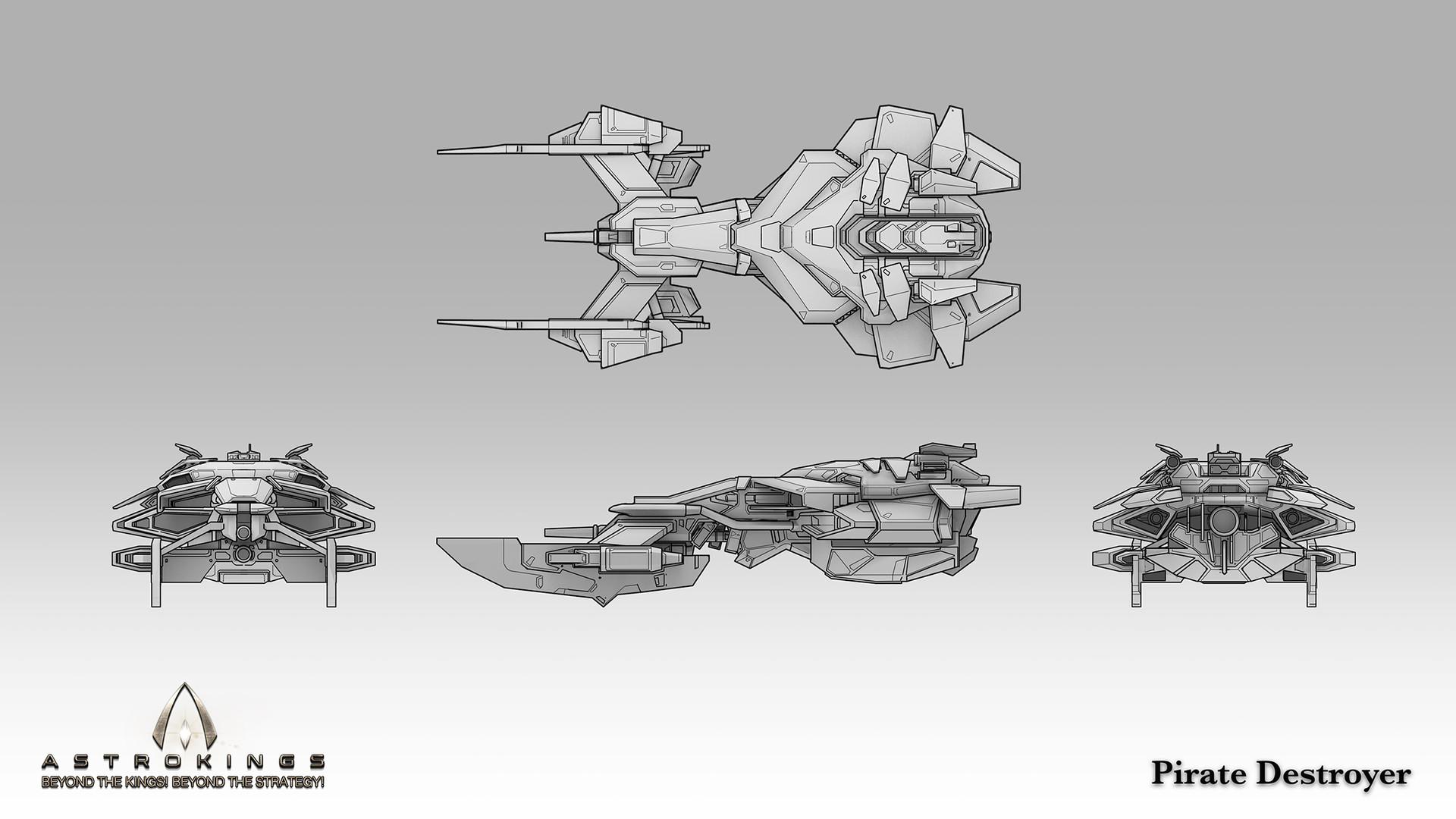 Il kim astronest destroyer artstation 4
